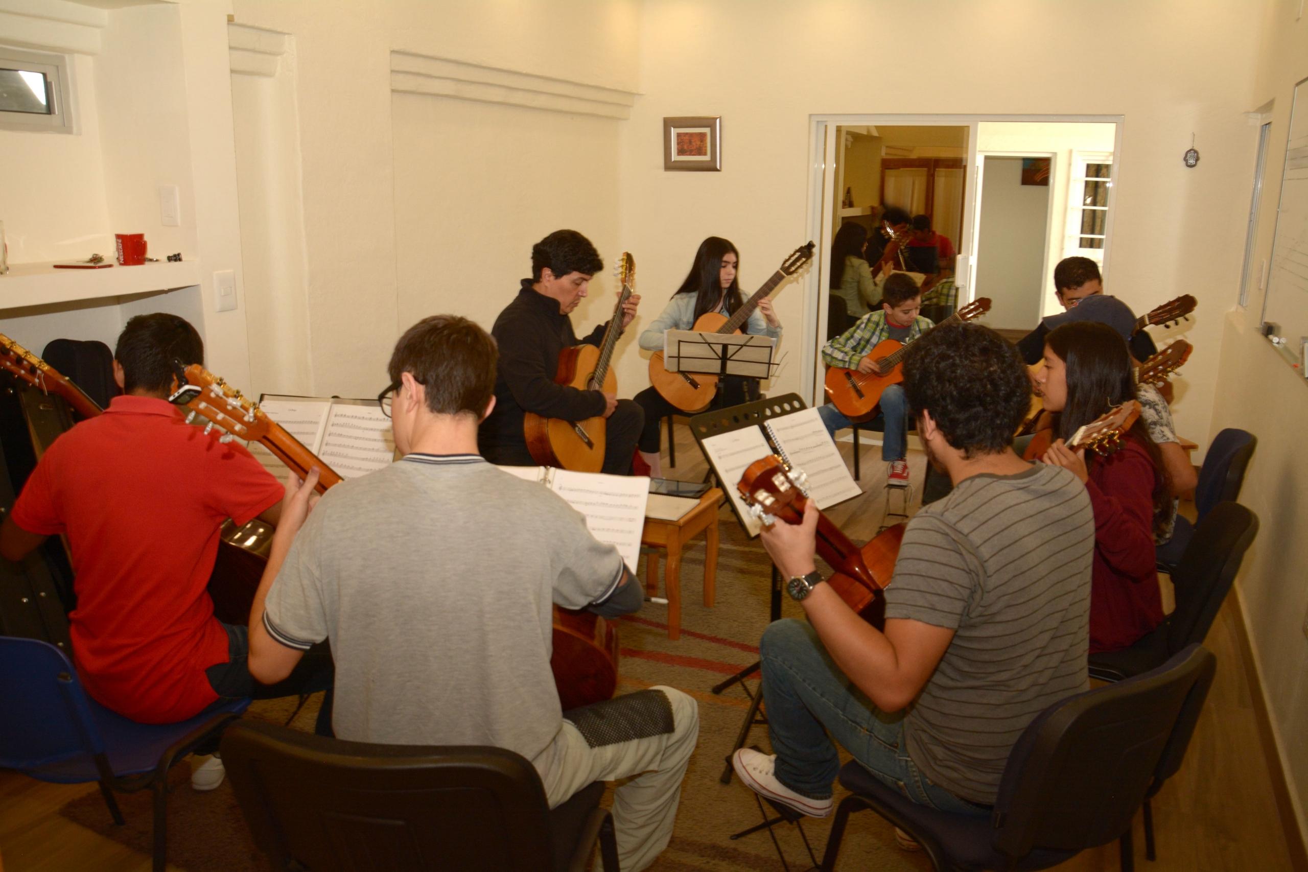 escuela de la musica